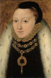 1566 Queen Elizabeth I Passes By