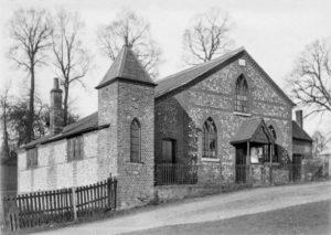1824 Wesleyan Chapel